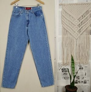 VTG Y2K Levi's Silvertab Loose Fit Light Wash Jean